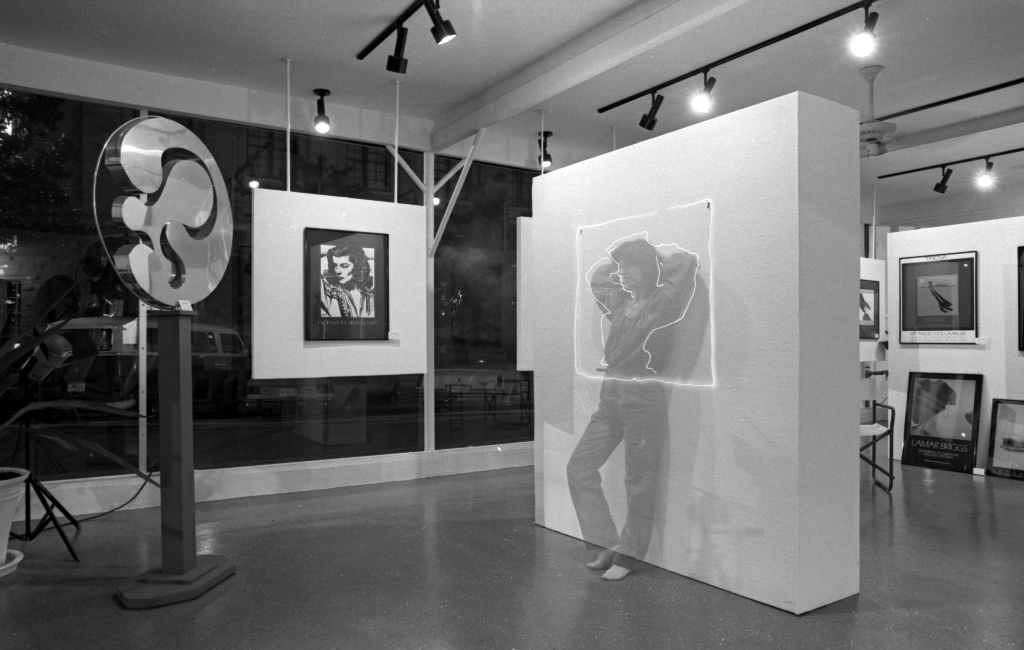 Laurie Hitzig framed